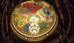 Paris Opera House Copyright Shelagh Donnelly