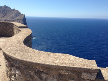 Cap de Formentor Copyright Shelagh Donnelly