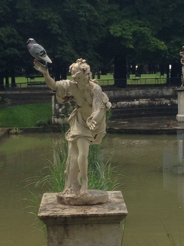 Jardin des Tuileries Copyright Shelagh Donnelly