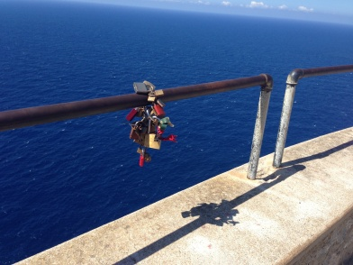 Cap de Formentor Love Locks