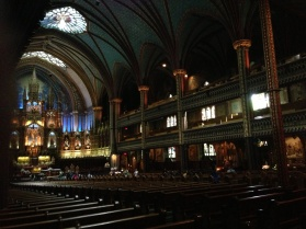 Notre-Dame Basilica Copyright Shelagh Donnelly