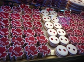 Obama Cookies Moulin de Provence Copyright Shelagh Donnelly