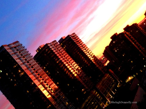 NW Sunset 248 Copyright Shelagh Donnelly