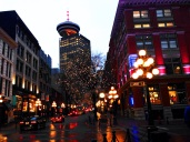 Gastown, Vancouver Copyright Shelagh Donnelly