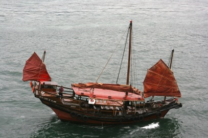Hong Kong Junk 9765 Copyright Shelagh Donnelly