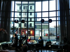 IC San Fran Dining - Luce - Copyright Shelagh Donnelly