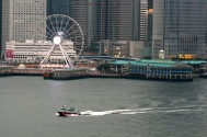 Victoria Harbour HK 9768 Copyright Shelagh Donnelly