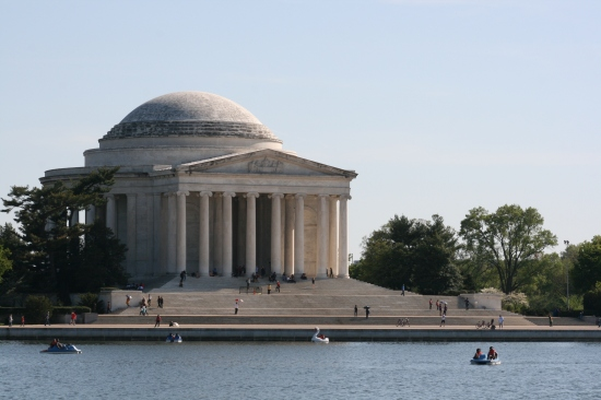 Jefferson Memorial Copyright Shelagh Donnelly