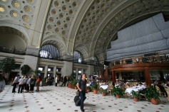 Penn Station DC Copyright Shelagh Donnelly