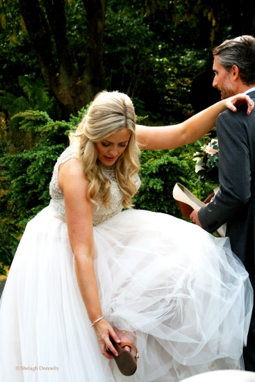 Pratical Bride Copyright Shelagh Donnelly