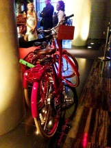 Ink 48 Loaner Bikes Copyright Shelagh Donnelly