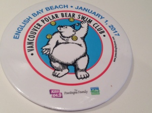 Shelagh's 2017 Polar Bear Pin Copyright Shelagh Donnelly