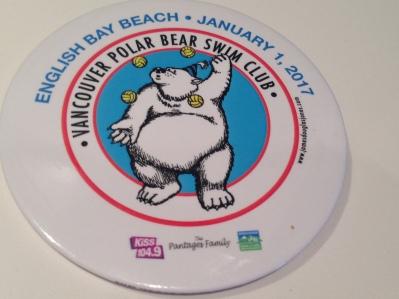 Shelagh's 2017 Polar Bear Pin Copyright Shelagh Donnelly