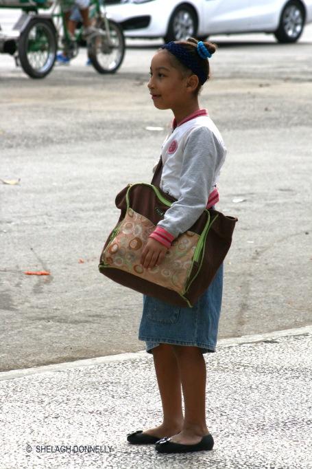 Havana Girl 17-3804 Copyright Shelagh Donnelly