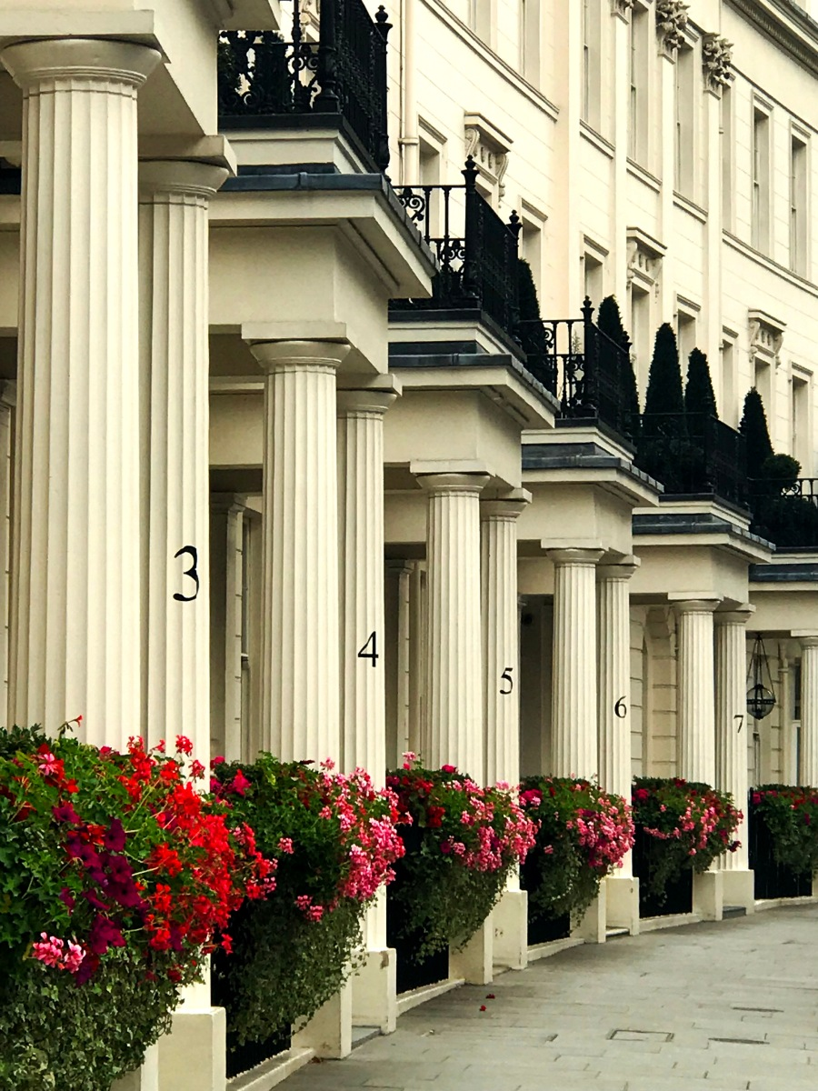 London Calling: Beautiful Belgravia